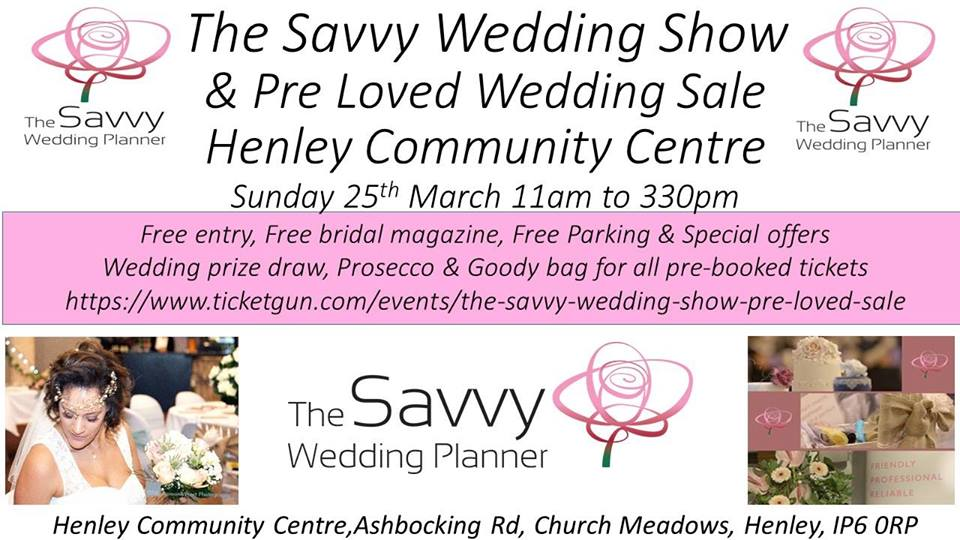 The Savvy Wedding Show